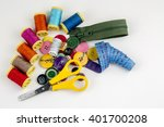 colored buttons   Shutterstock . vector #401700208