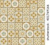 stylish seamless pattern... | Shutterstock .eps vector #401769166