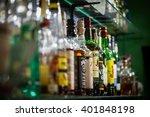 bucharest  romania   march 26 ... | Shutterstock . vector #401848198