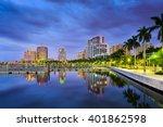 West Palm Beach  Florida  Usa...
