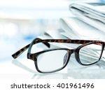 newspaper. | Shutterstock . vector #401961496