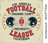 california football typography  ... | Shutterstock .eps vector #401977336