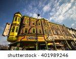 gatlinburg  tennessee  usa.... | Shutterstock . vector #401989246