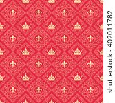 Постер, плакат: red background vintage vintage wallpaper vintage background vintage