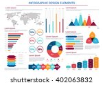 infographics design elements... | Shutterstock .eps vector #402063832