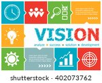 value design illustration... | Shutterstock .eps vector #402073762