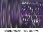 set of abstract backgrounds... | Shutterstock . vector #402100795
