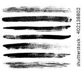 abstract sketch. vector... | Shutterstock .eps vector #402138802