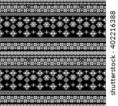 ethnic boho seamless pattern.... | Shutterstock .eps vector #402216388