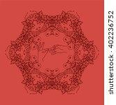 element yoga dharmachakra mudra ...   Shutterstock .eps vector #402236752
