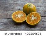 orange | Shutterstock . vector #402264676
