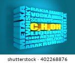 different drinks list. drink... | Shutterstock . vector #402268876