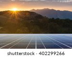 power plant using renewable... | Shutterstock . vector #402299266