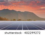 power plant using renewable... | Shutterstock . vector #402299272