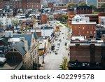 view of eager street  in mount... | Shutterstock . vector #402299578