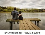 man's best friend | Shutterstock . vector #402351295