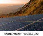 power plant using renewable... | Shutterstock . vector #402361222