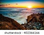 La Jolla Sunset. San Diego...