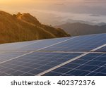 power plant using renewable... | Shutterstock . vector #402372376