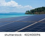 power plant using renewable... | Shutterstock . vector #402400096