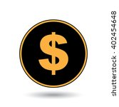 an icon illustration isolated... | Shutterstock . vector #402454648
