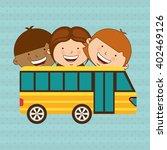 students back to school design    Shutterstock .eps vector #402469126