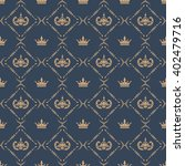 Seamless Pattern. Royal....