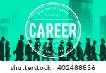 career job occupation expertise ... | Shutterstock . vector #402488836