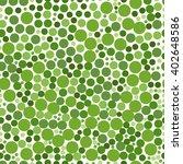 seamless pattern of circles... | Shutterstock . vector #402648586