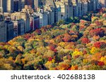 Fall Colors Of Central Park...