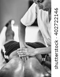 Sports Massage   Lower Back...