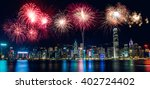 hong kong   july 2015 hong kong ... | Shutterstock . vector #402724402