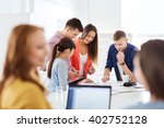 business  startup  education... | Shutterstock . vector #402752128