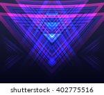 Vector Neon Geometric...