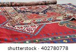 old rugs background | Shutterstock . vector #402780778
