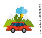 mass transport design  | Shutterstock .eps vector #402888322