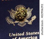 marijuana bud  legal  | Shutterstock . vector #402906292