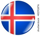 button map of iceland | Shutterstock .eps vector #40291876