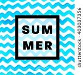 summer watercolor design....   Shutterstock .eps vector #403037356