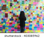 bangkok thailand.1 april 2016... | Shutterstock . vector #403085962