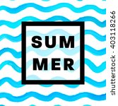 summer watercolor design....   Shutterstock .eps vector #403118266