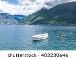 Montenegro Landscape  Perast