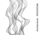 smoke wavy background | Shutterstock .eps vector #403263268