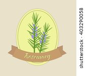 health and nature collection.... | Shutterstock .eps vector #403290058