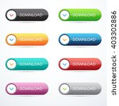 set of download buttons | Shutterstock .eps vector #403302886
