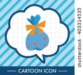 gift theme flat icon elements... | Shutterstock .eps vector #403314535