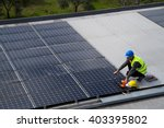 photovoltaic | Shutterstock . vector #403395802