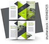 brochure design  brochure... | Shutterstock .eps vector #403482925