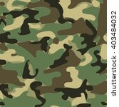 abstract vector military... | Shutterstock .eps vector #403484032