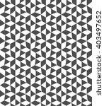 seamless geometric pattern.... | Shutterstock .eps vector #403497652